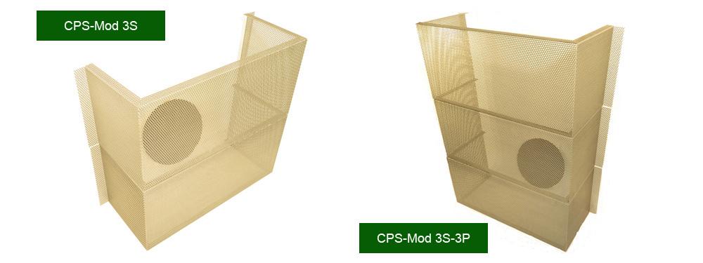 CPS-Mod 3S & CPS-Mod 3S-3P